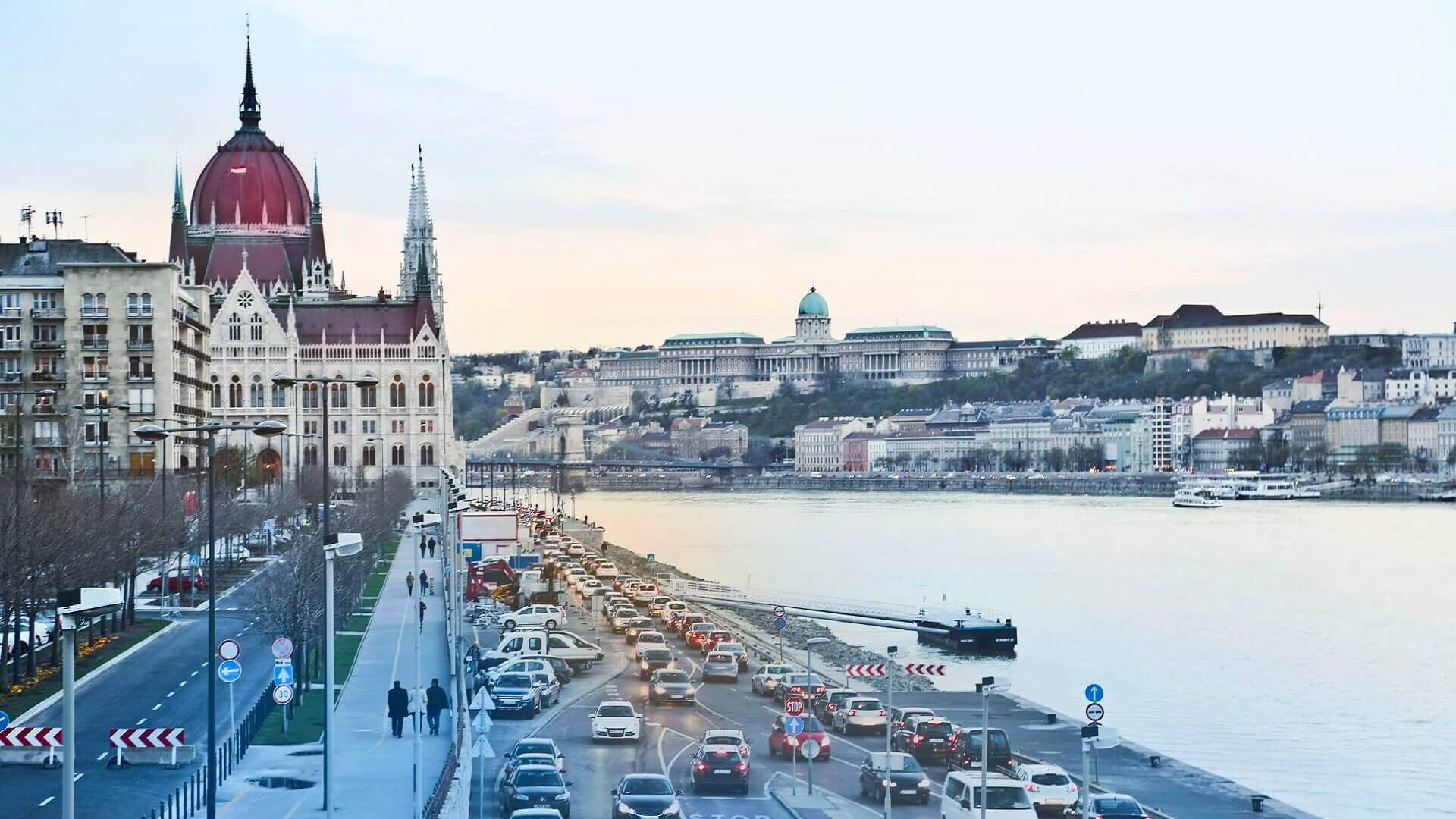 Budapest is one of the best destinations in central Europe