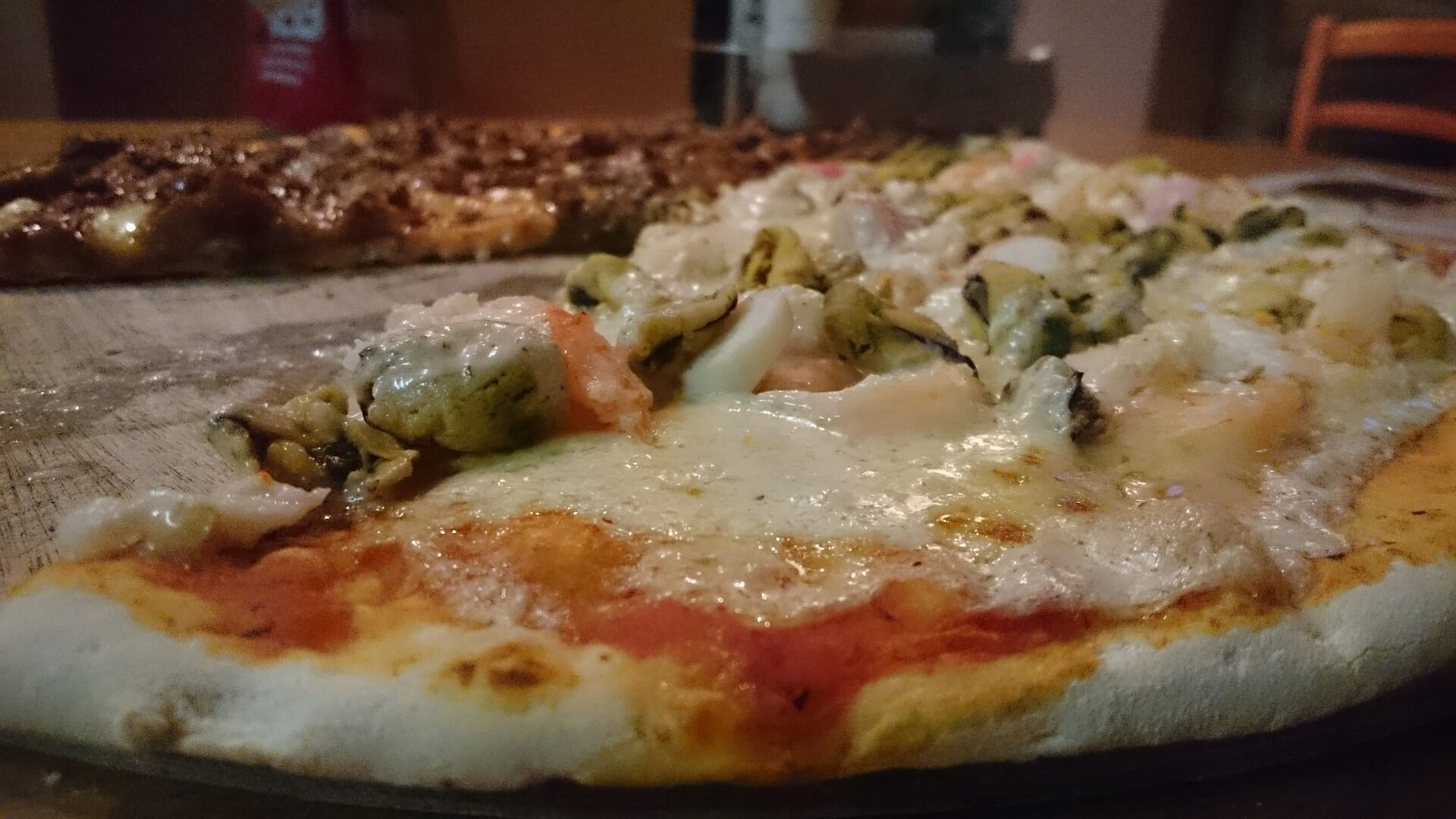Seafood and Rib Pizza - Meal - Food - Cape Town - Claremont