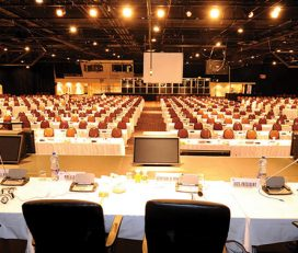 Hotels and conferencing venues