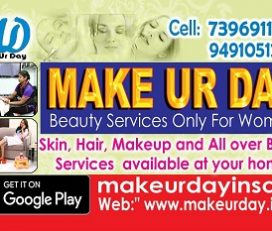 Makeurday – Beauty salon