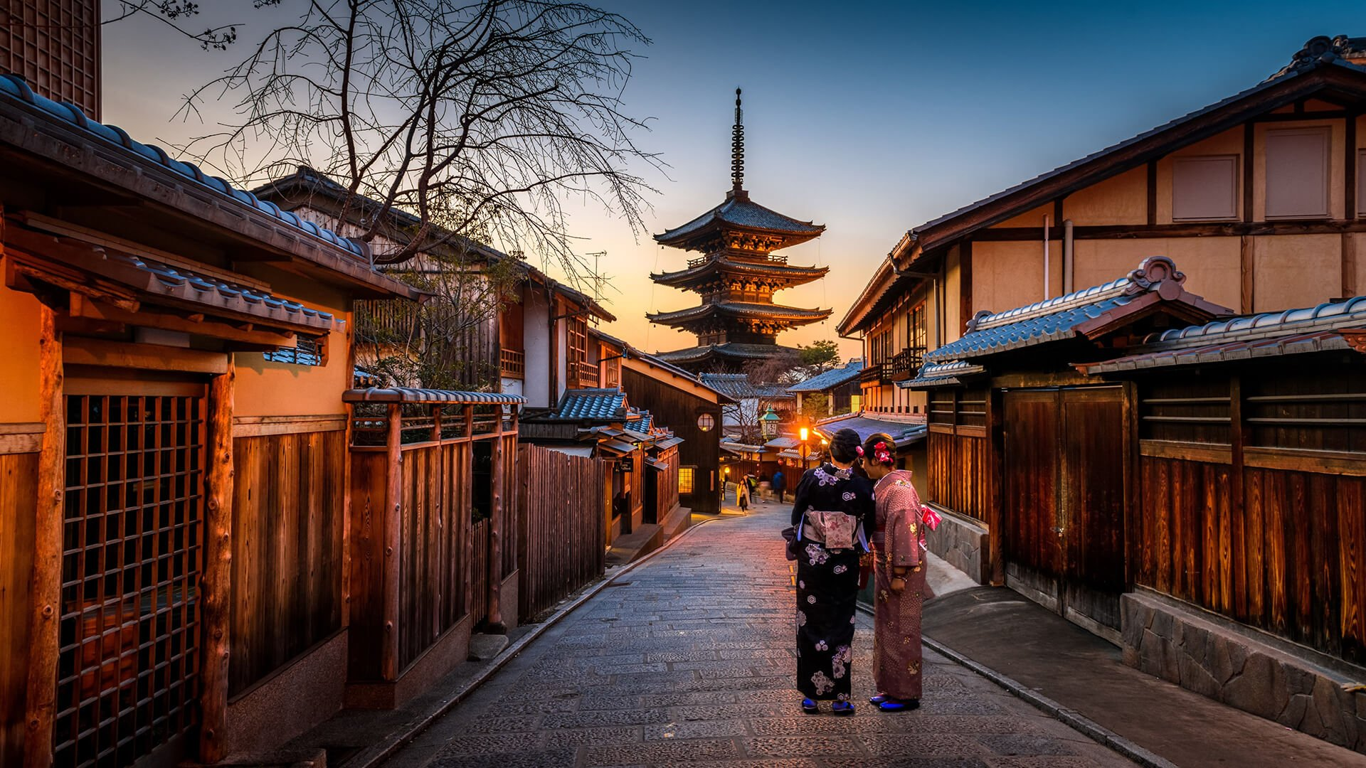 Kyoto, one of the most impressive and beautiful places in Japan