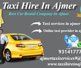 Taxi Hire In Ajmer